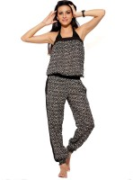 The Beach Company Graphic Print Women's Jumpsuit