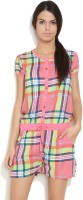 Sweet Dreams Checkered Women's Jumpsuit
