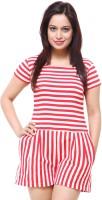Fbbic Striped Women's Jumpsuit