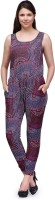 CnM Printed Women's Jumpsuit