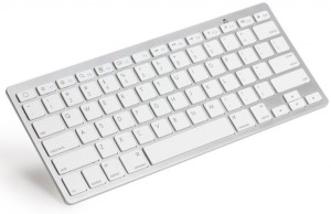 NHA Ultra Slim Bluetooth Laptop Keyboard
