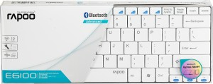Rapoo E6100 Bluetooth Laptop Keyboard