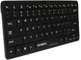 QHMPL QHM 7307 Wired USB Small Keyboard