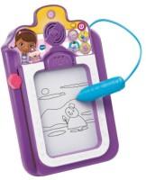 Vtech Doc Mcstuffins Clipboard Toy Purple