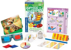 Thames & Kosmos Little Labs Optical Illusions Science Kits Multicolor