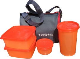 Topware Cntp205 4 Containers Lunch Box