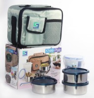 Stenso Khao Piyo 3 Containers Lunch Box