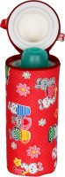 Ole Baby Bunny Print Single Portable Infant Feeding Milk Food Bottle Thermal Warmer Holder (Upto 250ml each)
