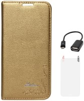 new style 7cc92 0f272 Lishen Premium Leather Flip Cover for Samsung Galaxy Grand 2 G7106 ...