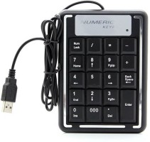 Aeoss Wired Number Pad USB 2.0