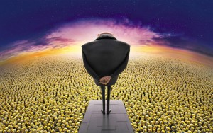 Minions-Poster Paper Print