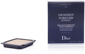 Christian Dior Diorskin Forever Compact Flawless Perfection Fusion Wear Makeup SPF 25 Refill