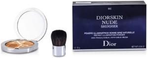 Christian Dior Diorskin Nude Shimmer Powder