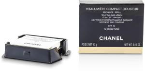 Chanel Vitalumiere Compact Douceur Lightweight Compact Makeup SPF 10 (Refill)