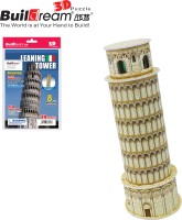 Buildream Leaning Tower of Pisa 8 Pieces