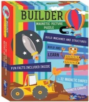 Sunny Magnetic Builder Puzzle 32 Pieces