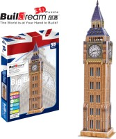 Buildream Big Ben-UKSmall Size 30 Pieces