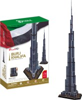 Frank Burj Khalifa 136 Pieces