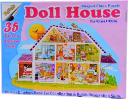Ratnas Doll House 35 Pieces