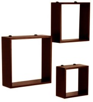 Sajja Craft 3 - Shelf Rack Wooden