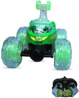 Phoenix Ben 10 Rechargeable Stunt Car Multicolor