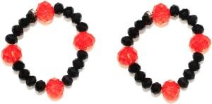 Zaveri Pearls Radiant Crystal Crystal Toe Ring Set
