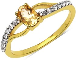 Johareez Brass Ring