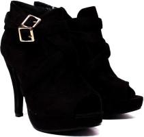 Klaur Melbourne Klr 8-Black Heels