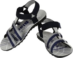 Earton Grey-857 Sandals