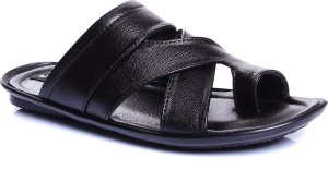 Blue-Tuff Sandals