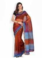 Boondh Net, Synthetic Sari