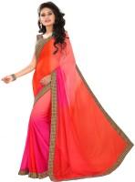 Abhinetri Sarees Embriodered Fashion Synthetic Sari