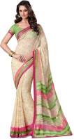 Vishal Prints Printed Fashion Georgette Sari
