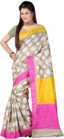 Divine Fab Printed Fashion Cotton Sari