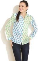 Nun Women's Printed Casual Shirt