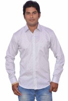 Leaf Men's Printed Formal Shirt