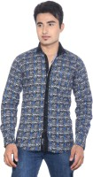 Evith Men's Printed Casual Shirt