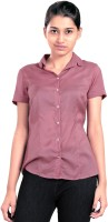 Eighteen27 Women's Solid Casual, Party Shirt