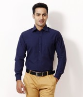 Yuva Men's Solid Formal Shirt