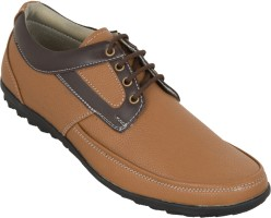 Zovi Dual Brown Casual Casual Shoes