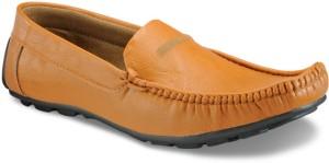 Yepme Tan Loafers