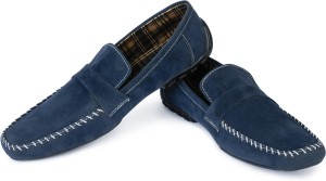 Windus Blue Loafers