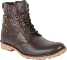 Buenos Brown Boots Boots