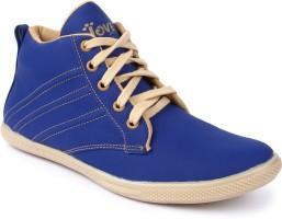 Jove Pious Canvas Shoes