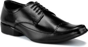Yepme Men - Black Lace Up Shoes