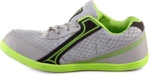 Rocks Grey Running Shoes