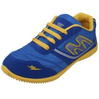 Super Matteress Blue-197 Running Shoes