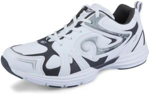 9e58d8b5aae2 Lancer LCR-02 White   Grey Running Shoes