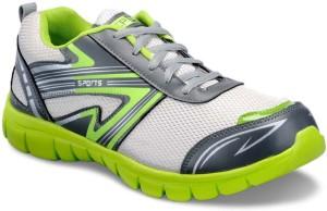 Yepme Green Running Shoes