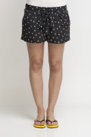 Oxolloxo Printed Women's Basic Shorts